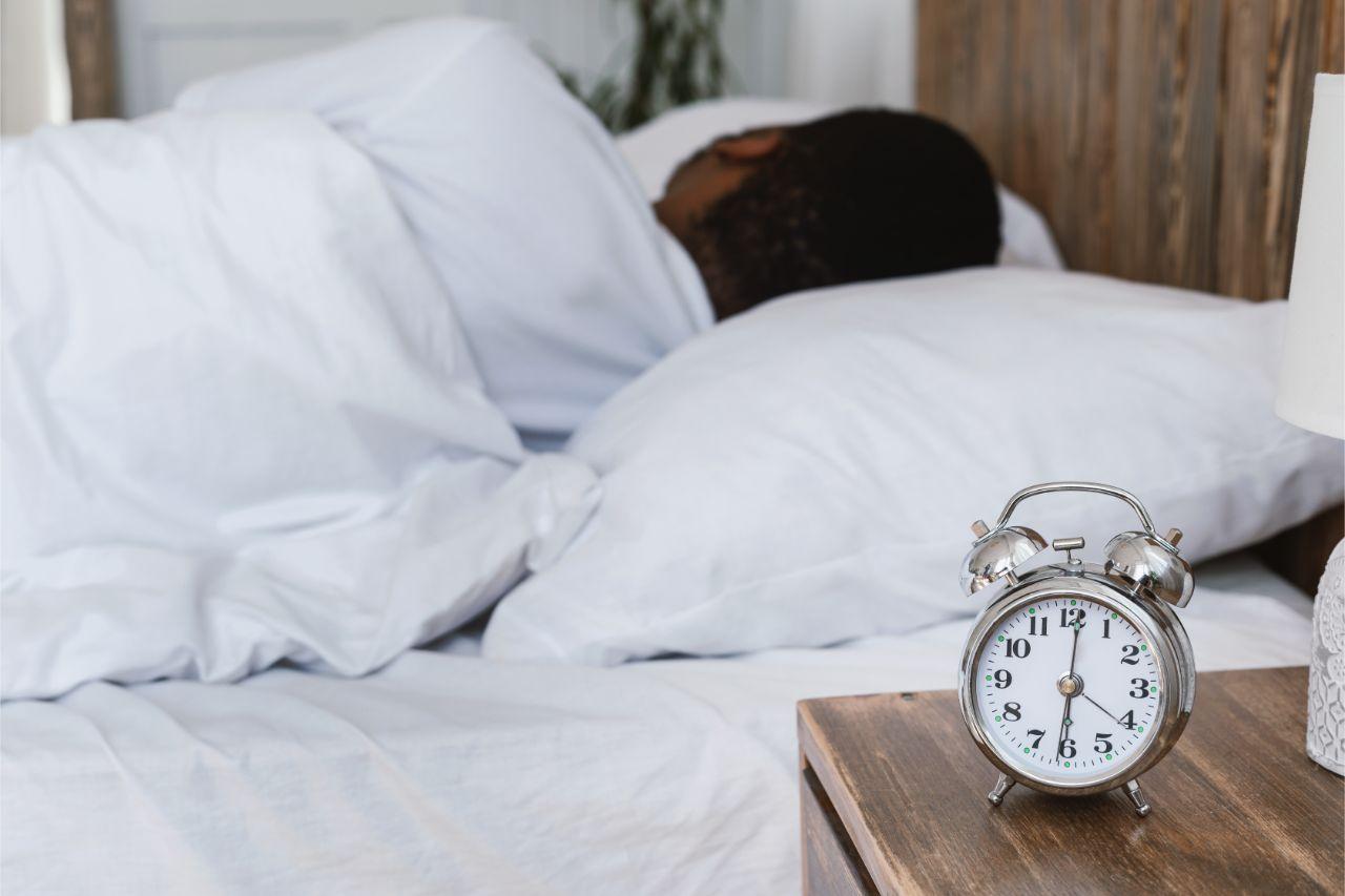 Sleeping issues