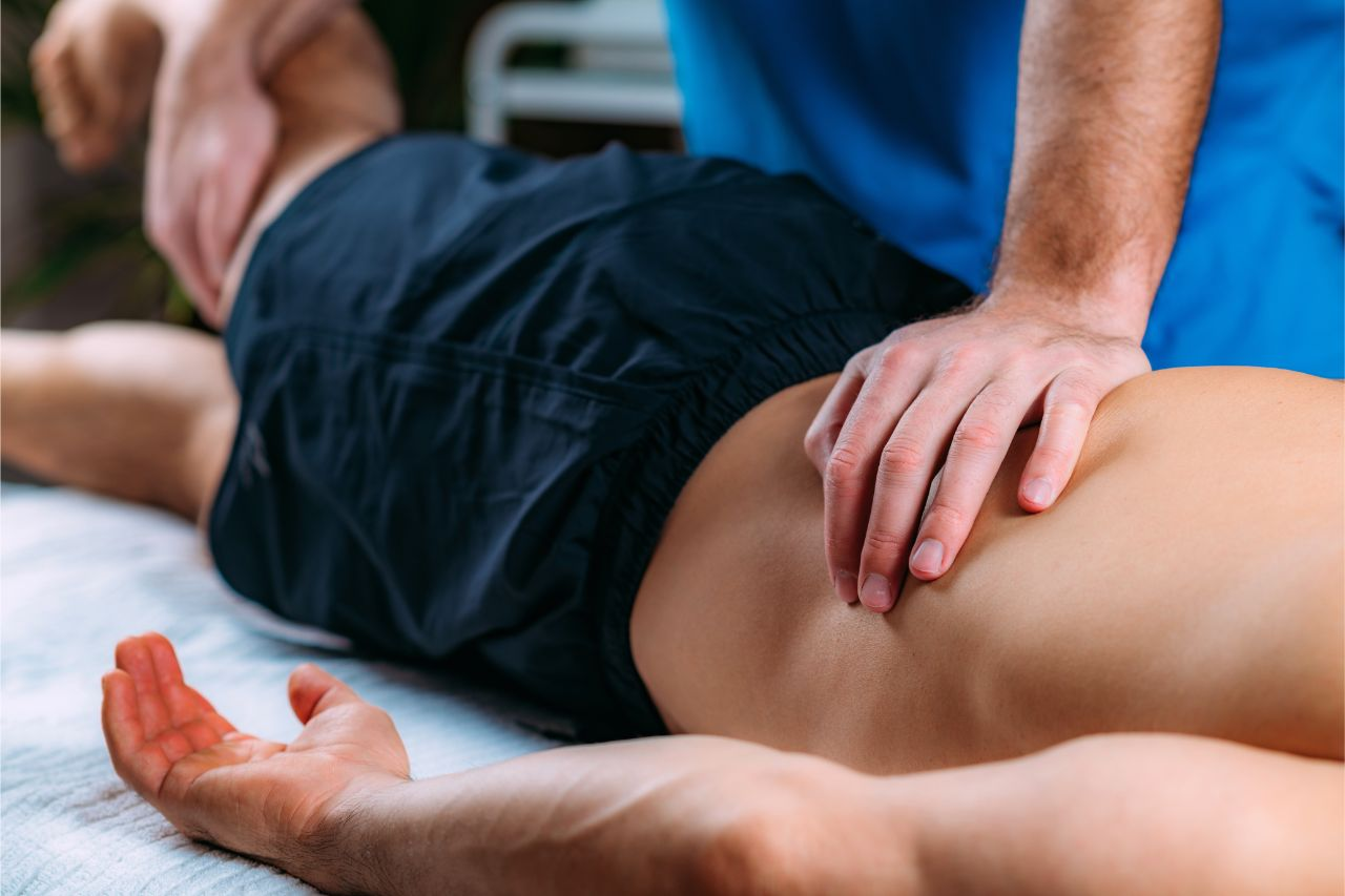 Spinal manipulation techniques will be used